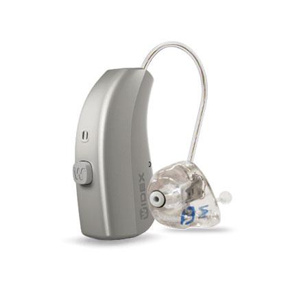 HdO Hörsystem des Herstellers Widex