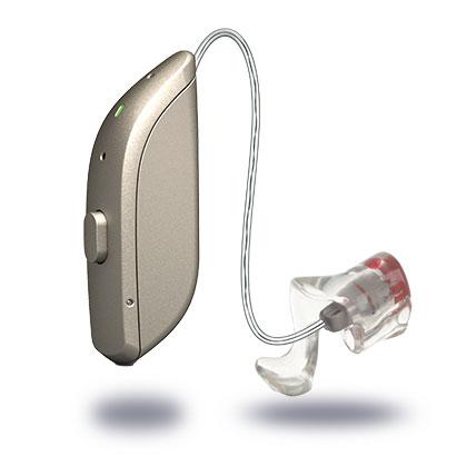 HdO-Hörsystem des Herstellers Resound