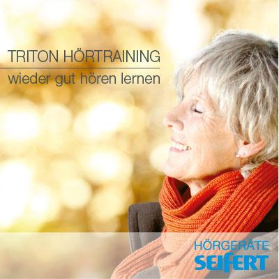 TRITON HÖRTRAINING