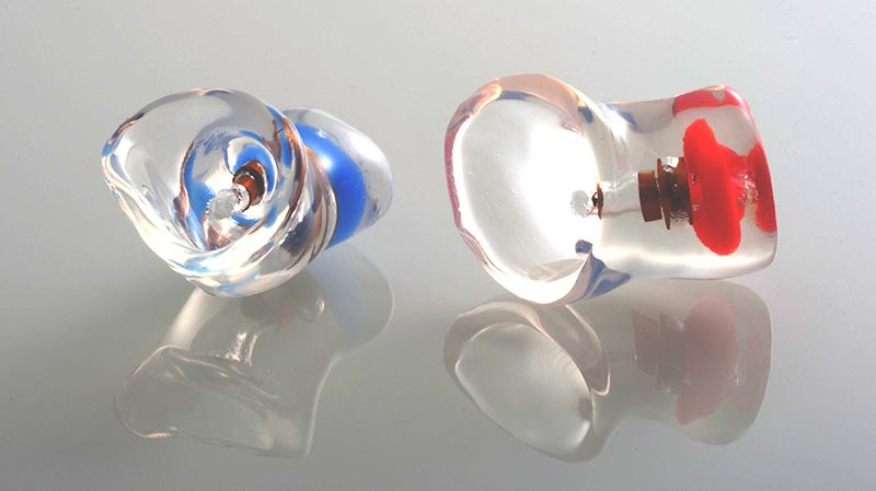 Maßgefertigter Gehörschutz